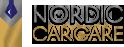 NordicCarcare logo colors menu